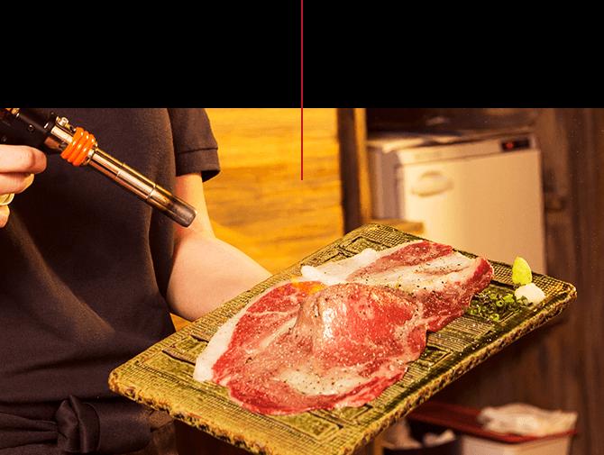 2018年 肉寿司